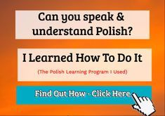 Learn the Polish Alphabet in 10 minutes - the sounds, letters, pronunciation with this easy lesson. VIDEO inside. Perfect for Beginner learners.
