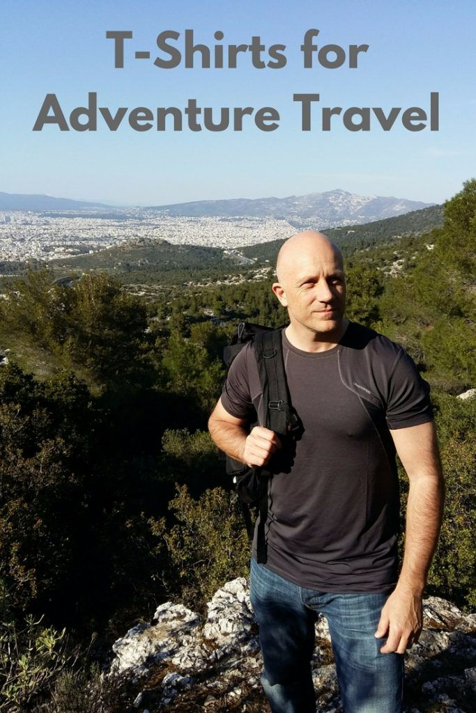 When selecting adventure travel clothing, you want to make sure you have the right stuff. This review compares 3 Craghoppers T shirts ideal for adventure travel.