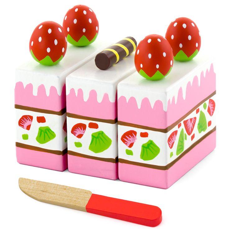 Epres álom- szeletelhető fa sütemény | Pandatanoda.hu Játék webáruház