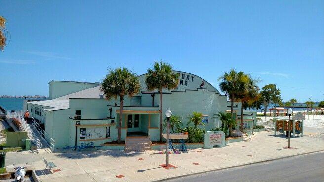Gulfport Casino, Gulfport Florida #pureflorida #gulfport