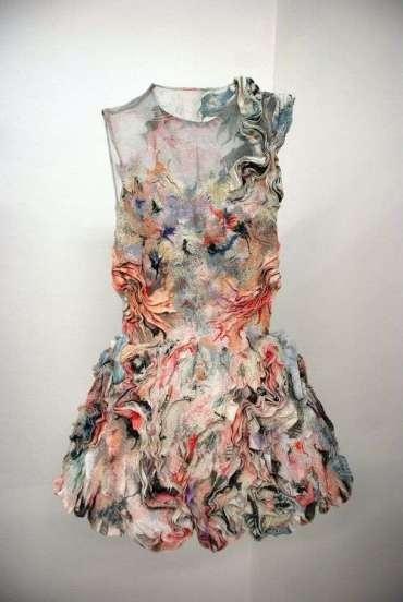 Wearable Art Designer: Marit Fujiwara