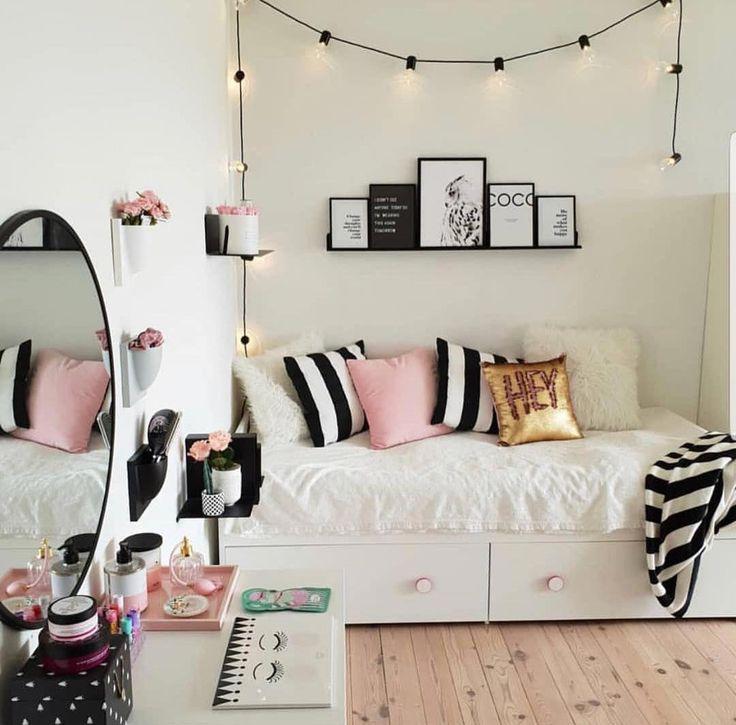 cute room decor  room ideas #Teengirlbedroomideas