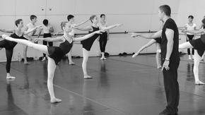 Biarritz Académie de danse Ballet Mallandain   site du stage international de danse de biarritz