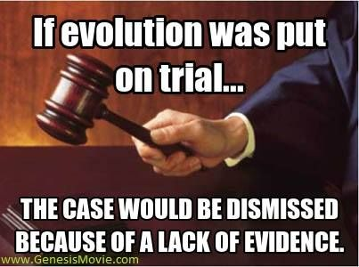 ...Lack of Evidence.