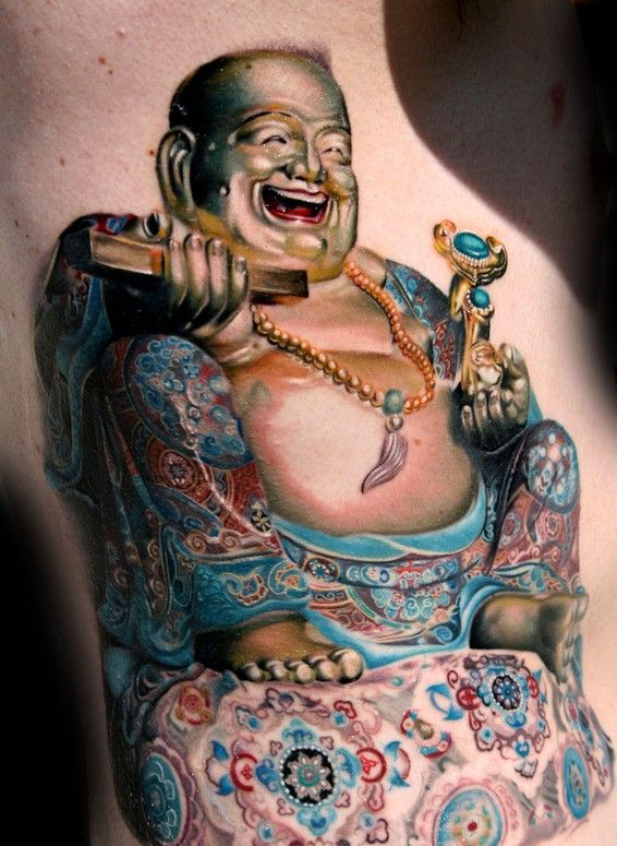 Fat Happy Buddha