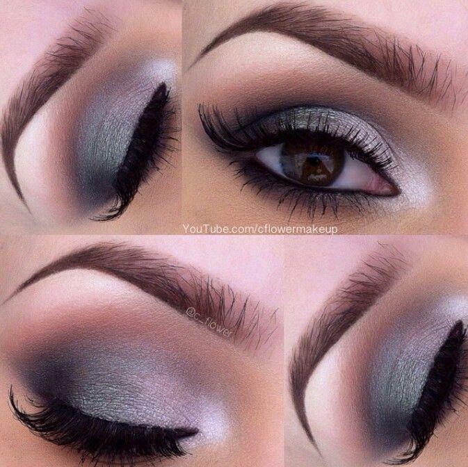 Makeup eyes | Make-Up: Eyes | Pinterest