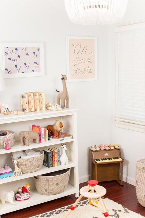 Nursery / Chambre de bébé