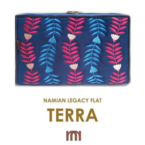 Namian legacy flat TERRA  #namian  www.tasetnikindonesia.com