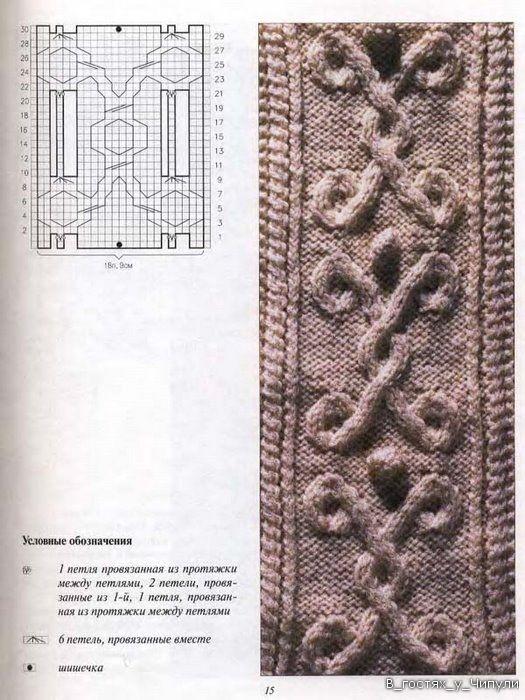 Книга: Аранское вязание. 220 образцов и узоров.. Обсуждение на LiveInternet…