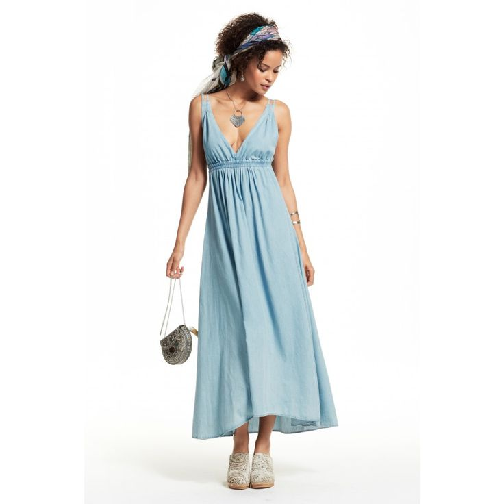 Dress from Dress  Catalog Empire Chambray Xanadu     shoes   usa Style and My  Chambray Chambray cheap