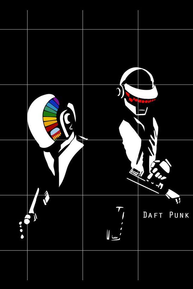 Daft Punk Pulp Fiction Wallpaper