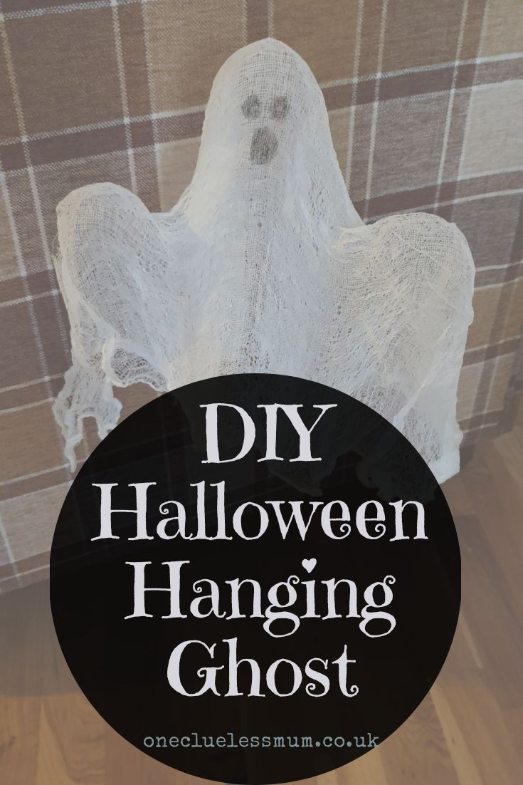 Halloween is just around the corner, why not make your own
