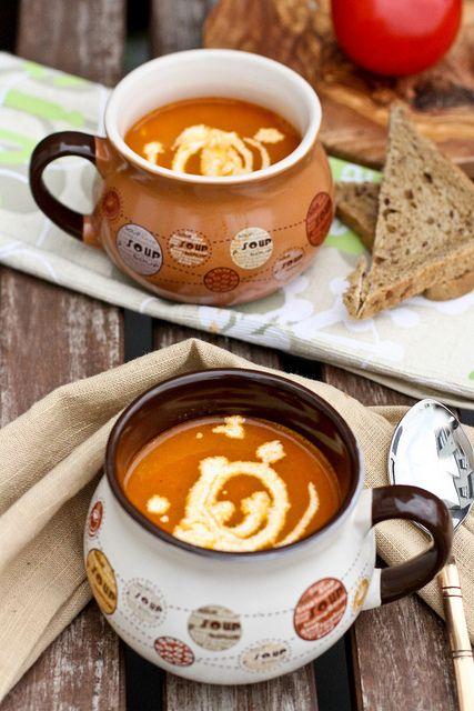 Tomato Soup by SpandanaB, via Flickr