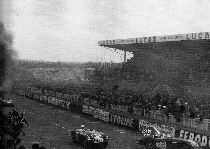 The 1955 Le Mans disaster occurred during the 1955 24 Hours of Le Mans motor race, when a crash caused large pieces of racing car debris to fly into the crowd. Eighty-three spectators and driver Pierre Levegh died at the scene and 120 more were injured in the most catastrophic accident in motorsport history