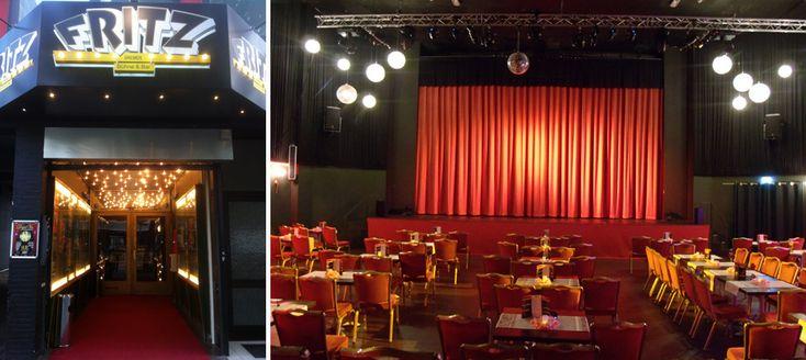Das FRITZ Theater trägt seinen Namen in Gedenken an Emil Fritz, der einst das große Astoria gründete (Fotos: FRITZ Theater)