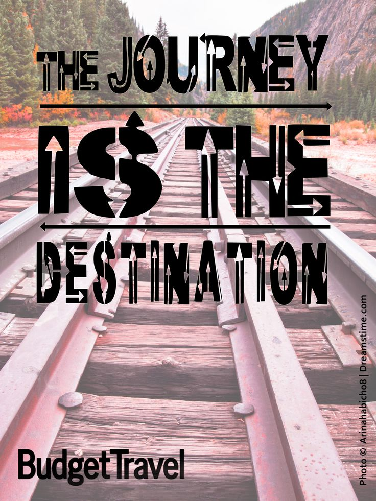 The Journey is the Destination. #GeneseeCounty
