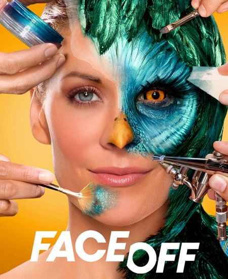 Face Off (Syfy) - I have so much admiration for the folks who show off their talents on this show