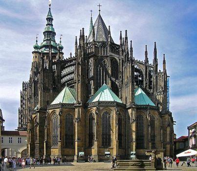 Chrám sv.Víta-Praha (56 pieces)