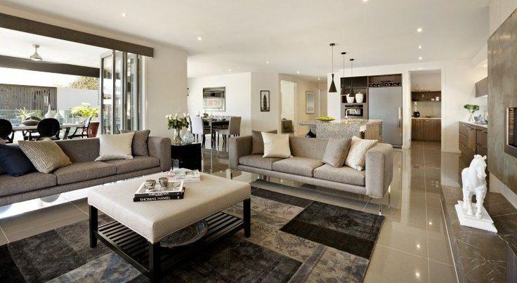 Carlisle Homes - Vetra Open Plan Living
