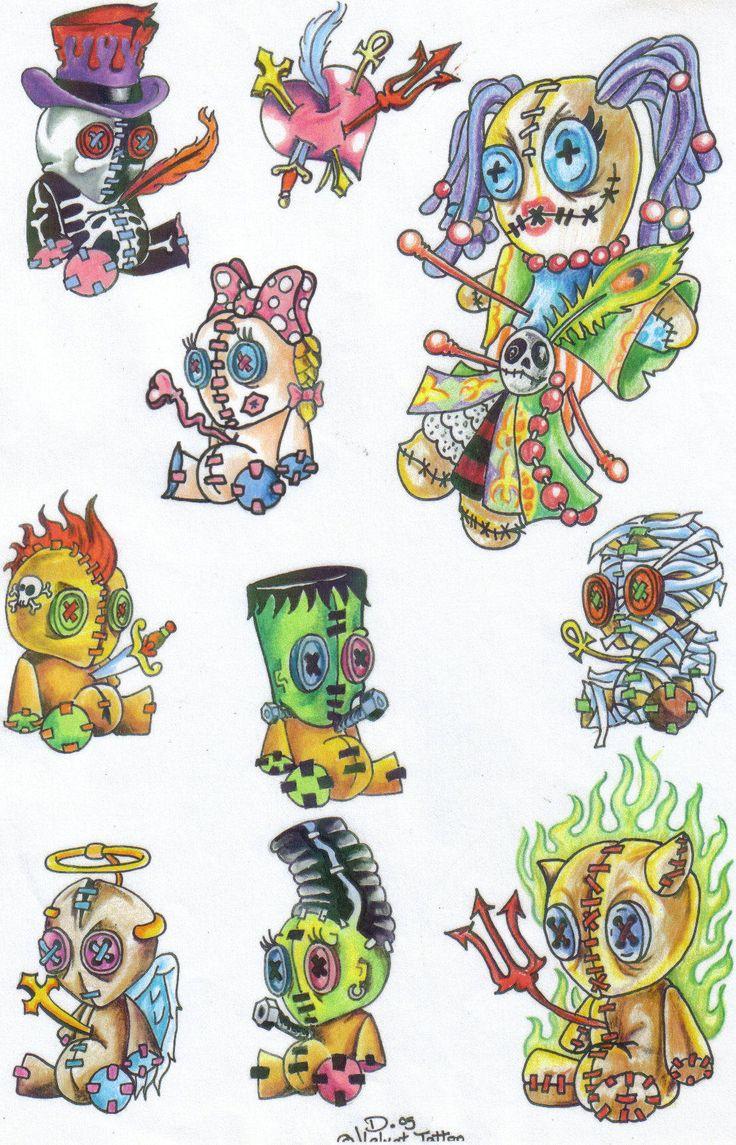 voodoo by damien-gosh.deviantart.com on @deviantART