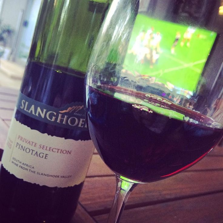 Wine  & SA  South Africa  vs Argentina ..... #rugby #wine #pinotage #cheers #southafrica #kzn #031 #durban #sablogger #teamspirit #braai #local #saturday #weekend #friends #chilledvibes #travel #sundowners #drinks #festive