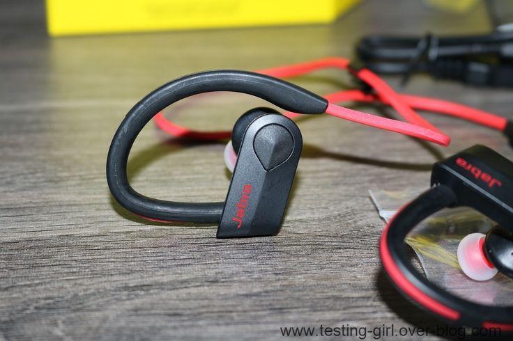 Les écouteurs sans fil de sport Jabra Sport Pace - Le blog de Testing-Girl