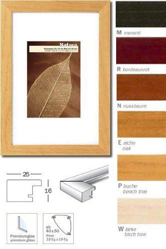 Bilderrahmen von Walther Holzrahmen Natura 13x18 meranti - Normalglas 3er Pack - http://kameras-kaufen.de/walther/13x18-walther-ta460p-natura-holzrahmen-40-x-60-4