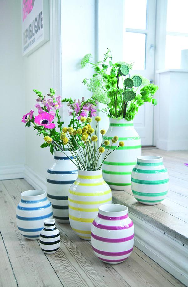 Omaggio vase from Kähler - spring 2014