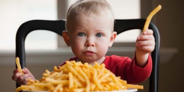 Stop alla pubblicità del cibo spazzatura durante i programmi per bambini nel Regno Unito