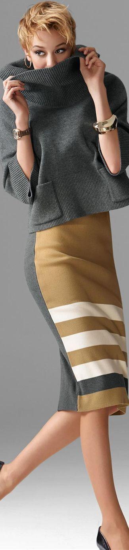 MADELEINE  • The LOOK BOOK by Babz • ❤️ ✿ιиѕριяαтισи❀  #abbigliamento