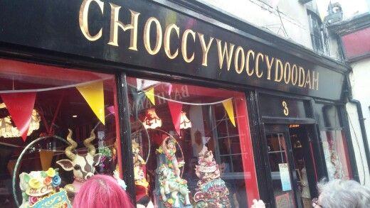 ChoccyWoccyDoodah, Brighton