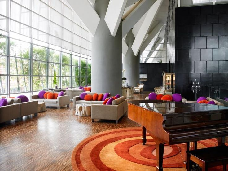 Hotel Maya Kuala Lumpur – Fantastic affordable 5* hotel in the heart of KL. Delicious breakfast. A must go!