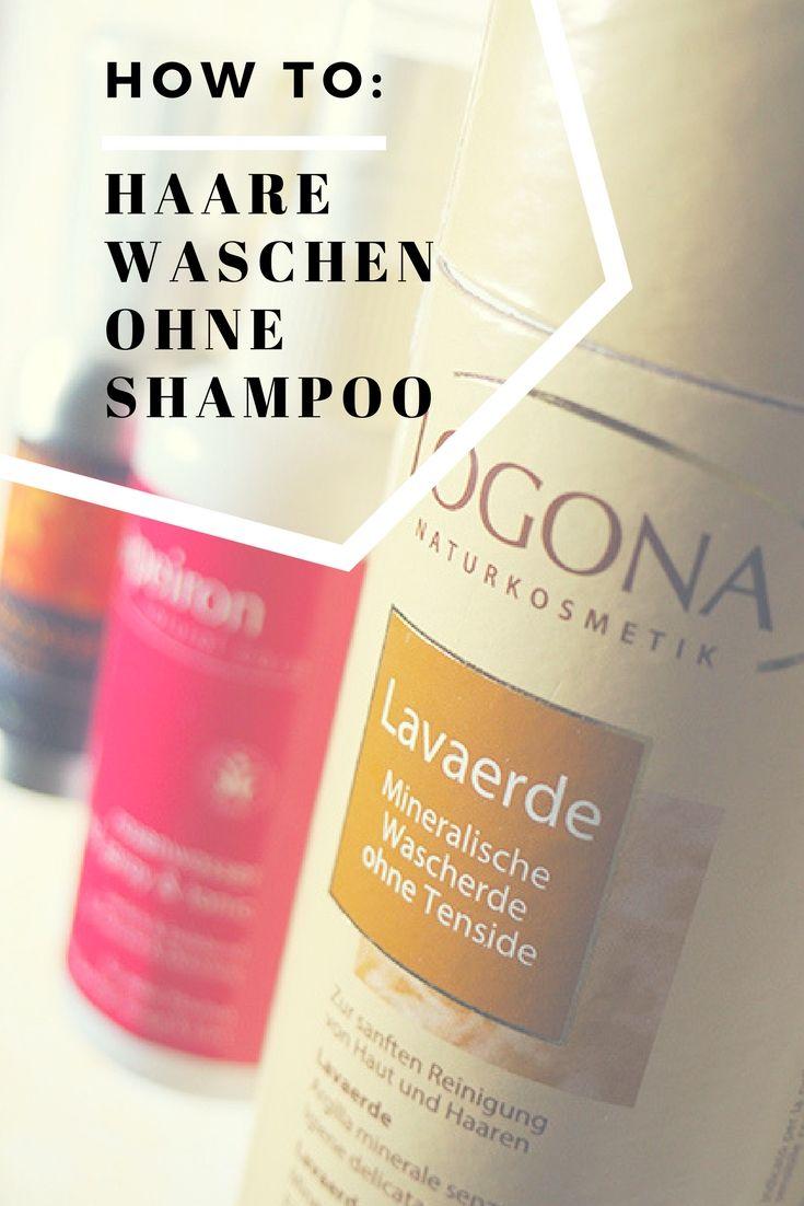 Haare waschen ohne Shampoo? Klar, das geht! Im Artikel erfährst du mehr über natürliche Haarpflege mit No Poo - inklusive Anleitung und Linkliste zum Weiterlesen.