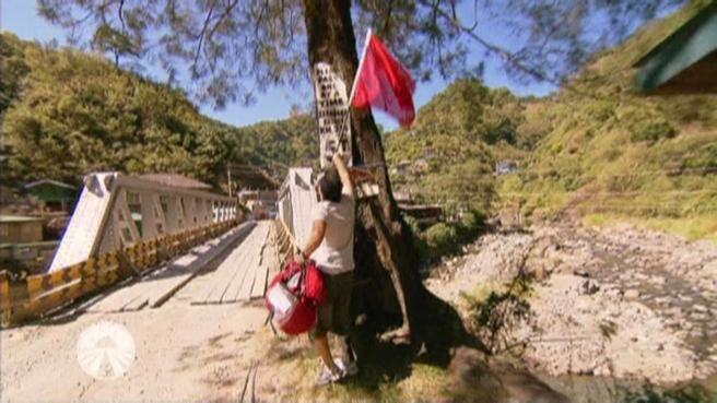 Samuel et Ludovic décrochent le drapeau rouge Pékin Express