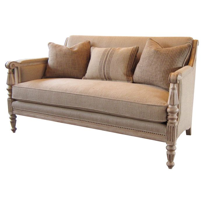 Somerset Loveseat · Unique FurnitureArt ...