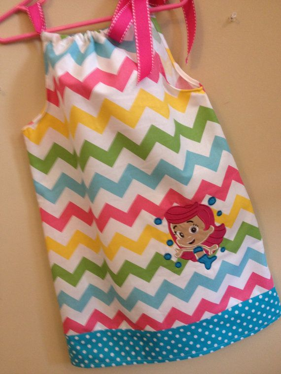 multi color chevron bubble guppies molly with by