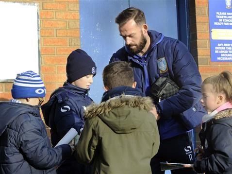 Wednesday v Rotherham team news