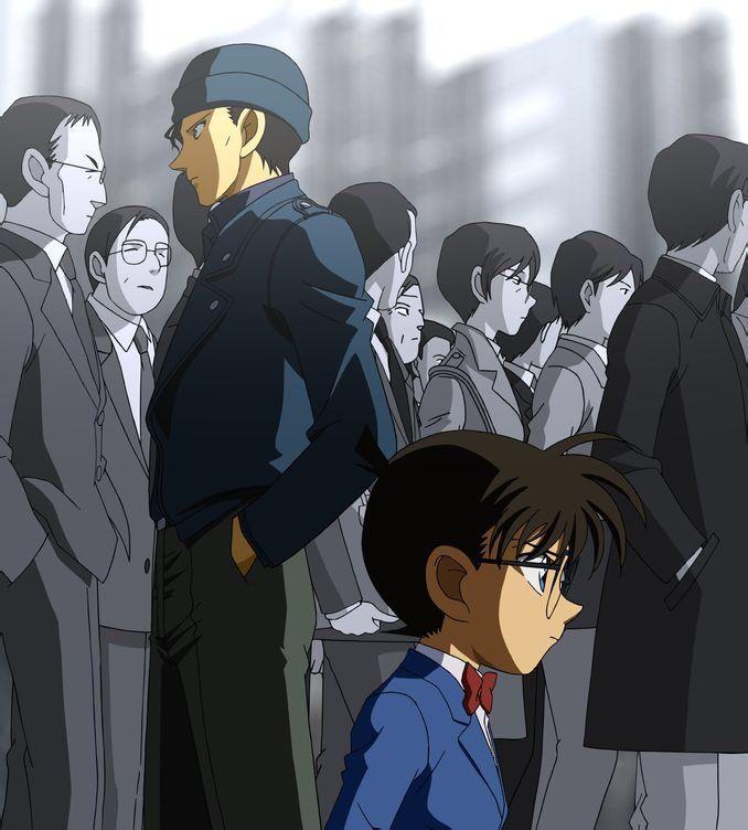 343 Best *Detective Conan* Images On Pinterest