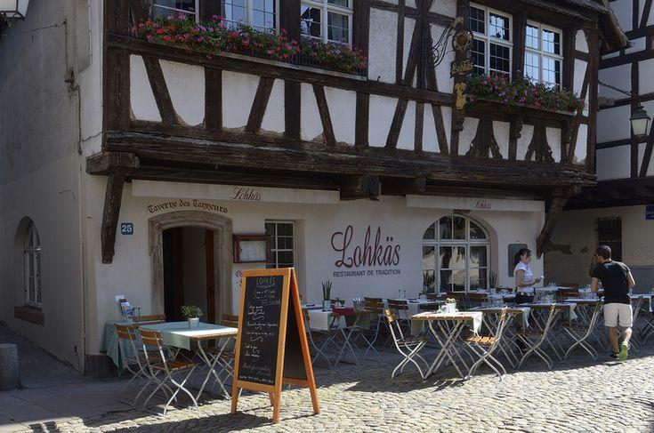 Страсбург. Эльзас, Франция