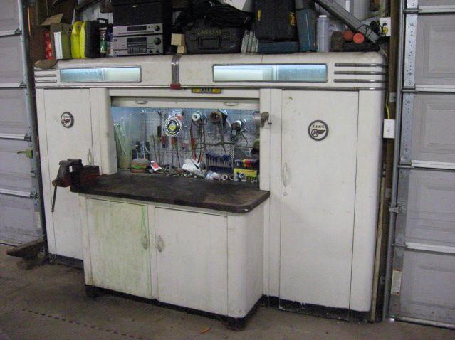 Alemite Work Station Cool Shops Amp Garages Pinterest