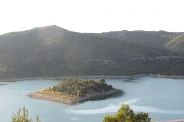 Los pantanos de la cabecera del Tajo, por debajo de los 400 hm3 del umbral no trasvasable