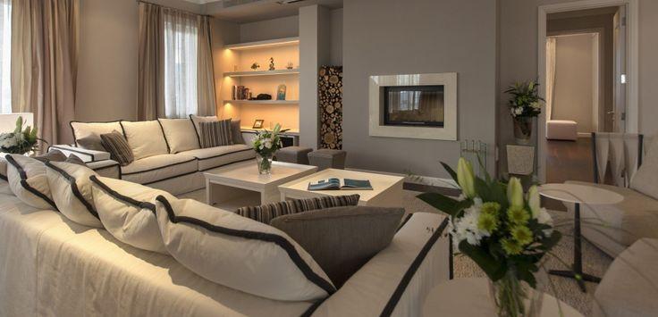 Interior design project PILLOPIPE sofa design Paola Navone for Casamilano home collection. #icon #casamilano #paolanavone #luxuryliving #madeinitaly