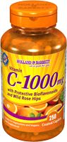 Product Image For Vitamin C with Bioflavonoids (1000mg)