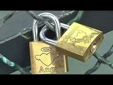 BBC Learning English: Video Words in the News: Bridge of love (11th June 2014) - YouTube