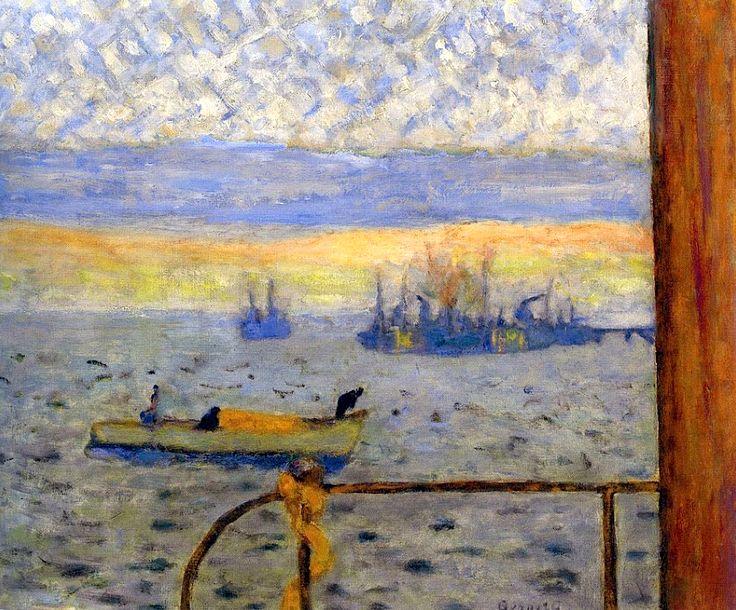358 best art vuillard bonnard images on pinterest for Pierre bonnard la fenetre
