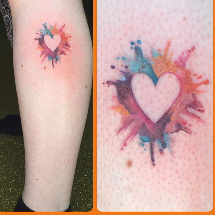 32 Best Heart Tattoos Images On Pinterest: 25+ Best Ideas About Shape Tattoo On Pinterest