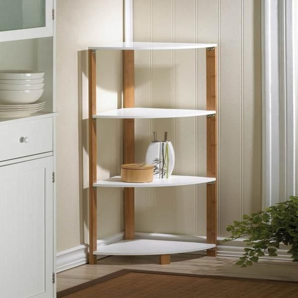 Kitchen Corner Shelf Decorating Ideas: 17 Best Ideas About Corner Shelf Unit On Pinterest