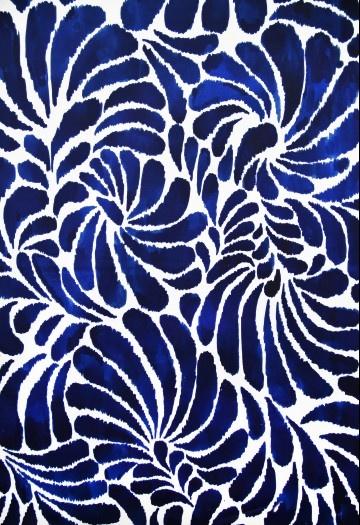 azul de Puebla