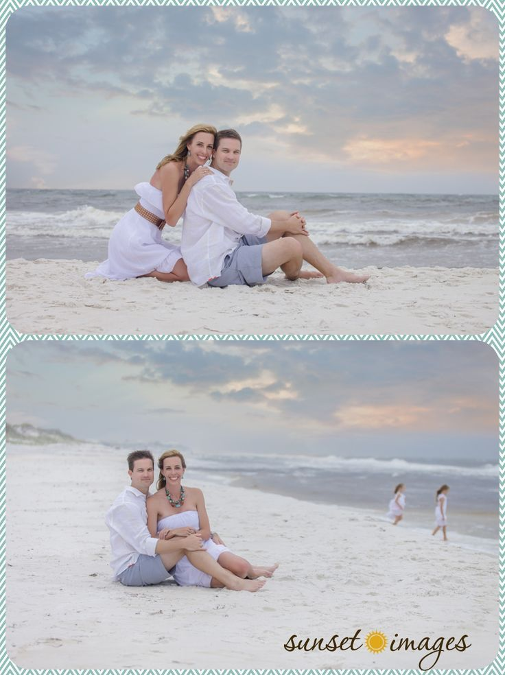 family beach pictures, panama city beach, family portraits, family poses, beach images, sunsets, skies, little girls.