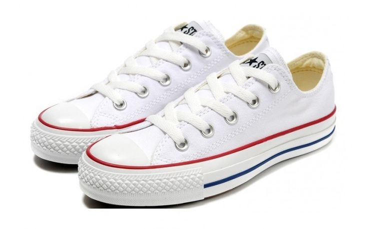 CONVERSE White Chuck Taylor® All Star Oxfords Unisex Lo Top Shoes On Sale - ShopGoo Online Store